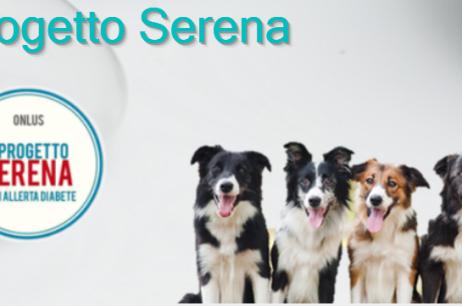 """Progetto Serena """"con il fiuto ti aiuto"""""""